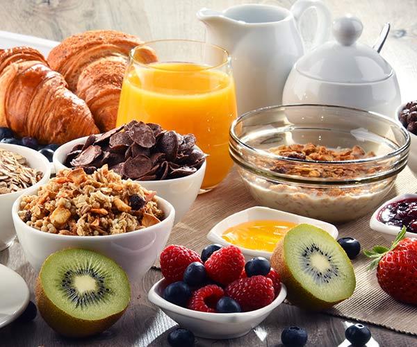 morning food weight loss