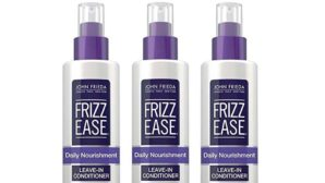 Going Heat Free For Summer? You <em>Need</em> This John Frieda Leave-In In Your Life