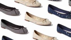 Get Over To Gap ASAP And Get A Pair Of These Amazing Suede Ballet Flats For Just $18