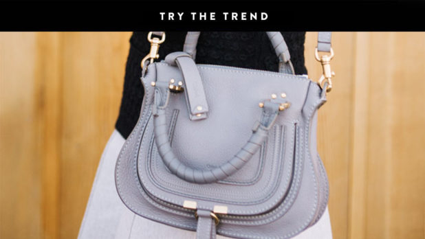 These Gray Handbags Will Look Good With Literally <em>Any</em> Outfit