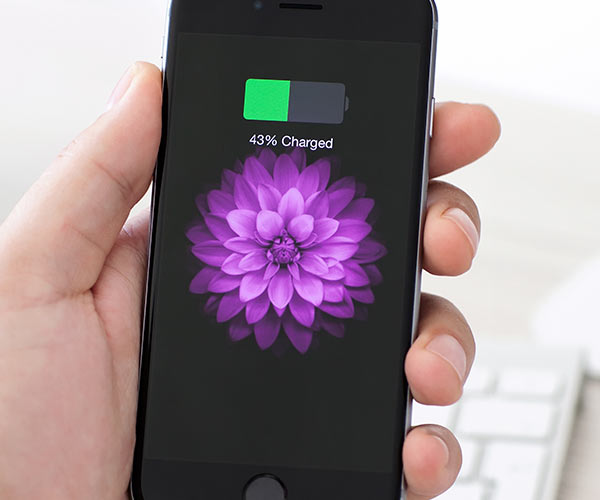 iMessage battery hack