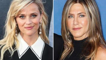 There's Going To Be A New Show With Jennifer Aniston And Reese Witherspoon & We're Freaking Out