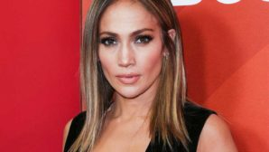 What Is Jennifer Lopez Wearing? She's Practically Naked!