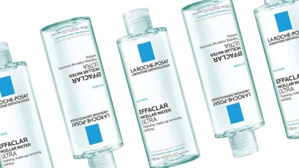 La Roche-Posay's Effaclar Micellar Water Is A Cleanser, Toner And Makeup Remover All In One!