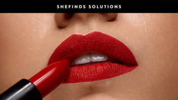 Once And For All, This Is How To Prevent Lipstick From Sinking Into The Creases Of Your Lips #SHEfindsSolutions