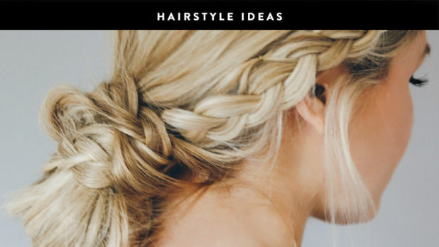 Keep Cool On Humid Summer Days With These Pretty Low Bun Hairstyle Ideas