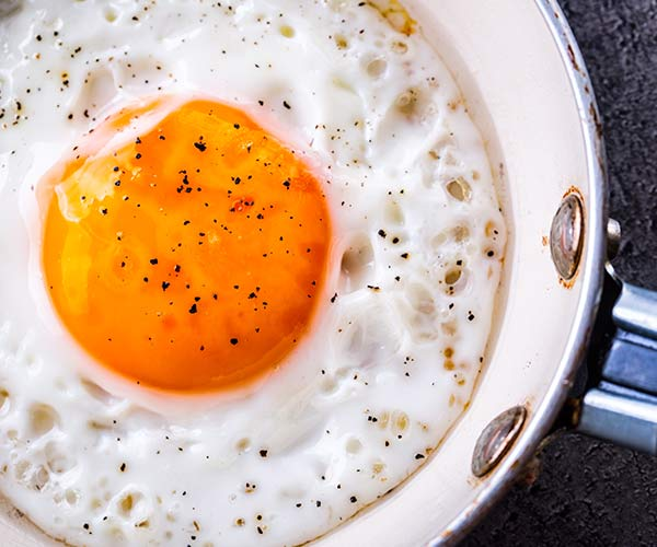 eggs weight loss