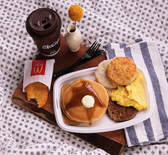 mcdonalds breakfast bad for weight loss