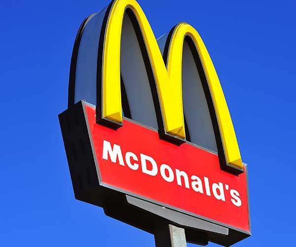 mcdonalds weight loss