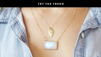 Shop Summer's Prettiest Moonstone Jewelry Starting At Just $38