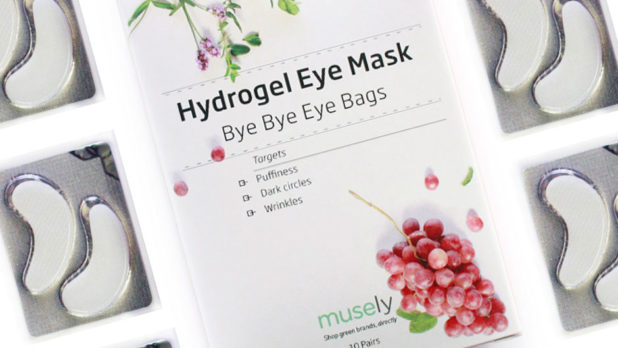These Overnight Eye Masks Really Make Your Skin Brighter <em>And</em> Less Puffy