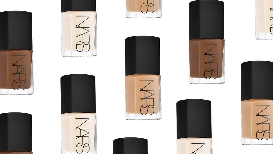 NARS' Sheer Glow Is The Best Foundation For Women With Dry