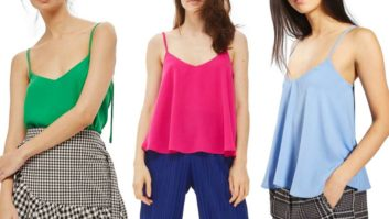Every Woman Should Own This $15 Topshop Camisole--It's The Best!