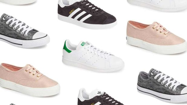 From Converse To Keds, Nordstrom Has <em>So</em> Many Good Sneakers On Sale Right Now
