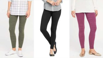 Old Navy Shoppers <em>Love</em> These $12 Leggings