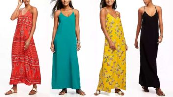 Old Navy Shoppers--And SHEfinds Editors!--<em>Love</em> This $23 Maxi Dress