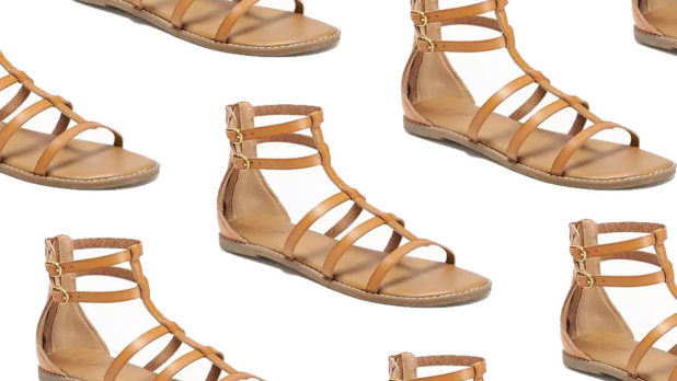 FYI, My Favorite Sandals This Summer Are Only $19