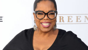 Oprah Debuts A New Look At The Disney D23 Expo (We Hardly Even Recognized Her!)