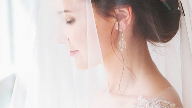 The One Thing Every Bride Forgets When Picking A Veil