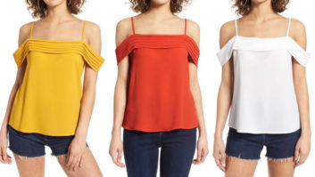 This $26 Top Is Trending At Nordstrom--Get One Now Before It Sells Out