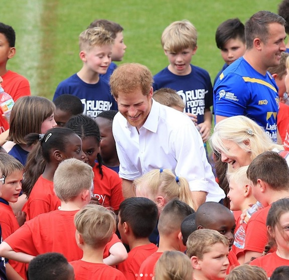 Is Prince Harry Going To Be A Dad?! Find Out What He Said