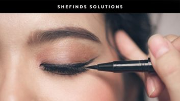 Once And For All, Here's How To Apply Eyeliner If You Have A Shaky Hand #SHEfindsSolutions