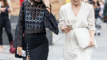 This Is Exactly How To Wear Midi Skirts If You're Under 5'2