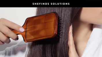 4 Ways To Instantly Soften And Soothe Dry Hair #SHEfindsSolutions