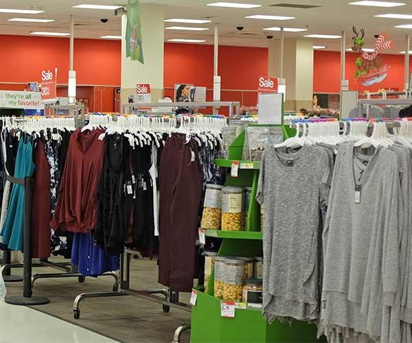 target new brands