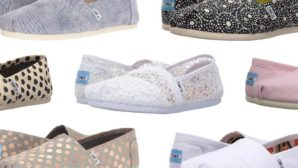 Zappos Has <em>Tons</em> Of TOMS Slip-Ons On Sale For Super Cheap Right Now--Get A Pair ASAP