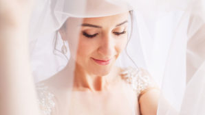 The One Thing Brides Forget When Choosing A Veil Length
