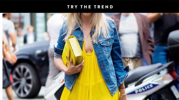 Yellow Is <em>Everywhere</em> This Summer--Add Some Sunny Goodness To Your Closet Stat