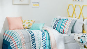 Walmart And Bright Bazaar Styled 3 Dorm Rooms And The Results Are <em>Incredible</em> #NextLevelDorm