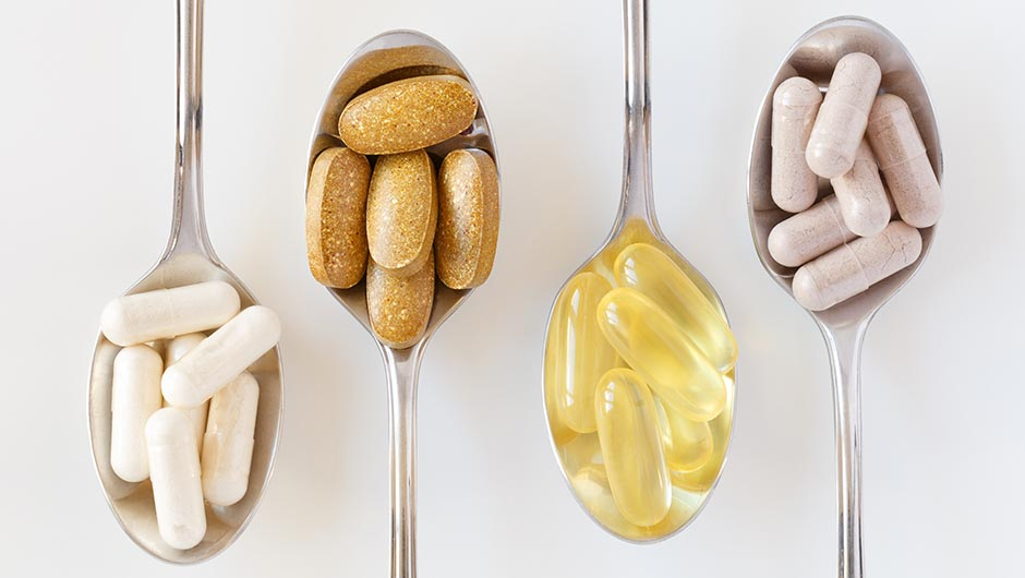 Once And For All, These Are The Best Vitamins For Your Hair, Skin & Nails That Actually Work