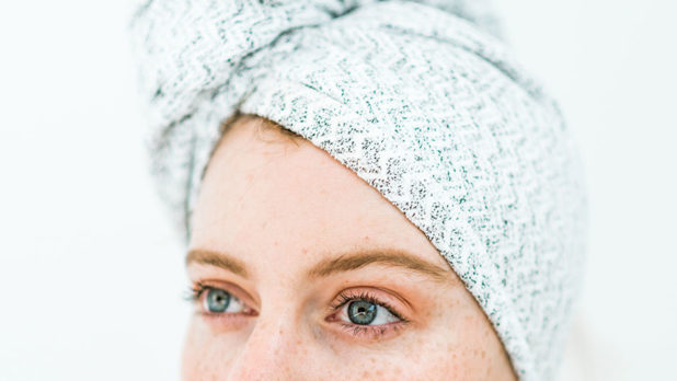 Here's How To Dry Your Hair In Half The Time (Without Damaging It!)