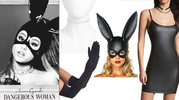 Here's What You'll Need For The Perfect Ariana Grande Dangerous Woman Halloween Costume