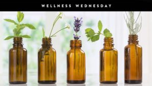 A Beginner's Guide To Aromatherapy & Essential Oils #WellnessWednesday