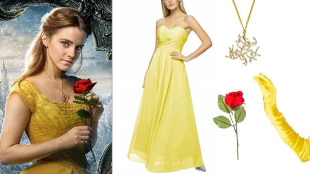 Here's Everything You Need To DIY A Belle Costume From Beauty and the Beast