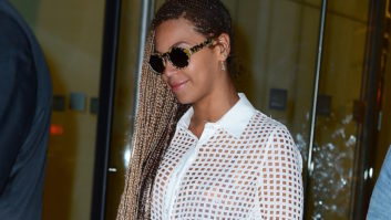 Did Beyoncé Really Not Realize That Her Outfit Was Completely See-Thru?