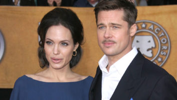 Drop Everything -- Brad Pitt & Angelina Jolie Might Be Getting Back Together!