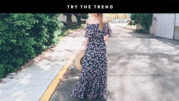 Check Out These Pretty Maxi Dresses We Found--They're All $30 Or Less