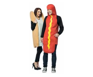 hot dog couples costumes
