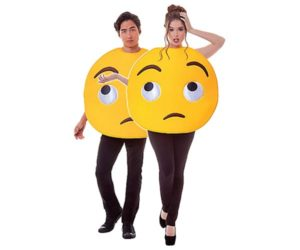 emoji couples costumes