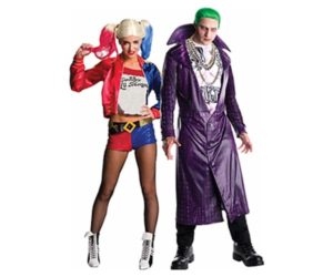 suicide squad couples costume