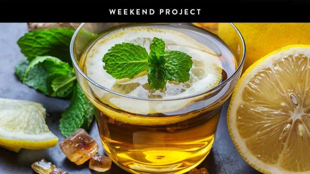 Weekend Project: Make Your Own Detox Tea