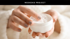 Weekend Project: Make Your Own Soothing Cuticle Cream