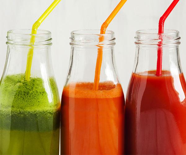 orange juice for healthy skin