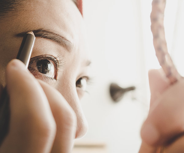 brow filling tips