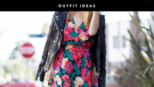 Floral Print Actually Looks Pretty All Year Long--These Cute Outfit Ideas Are Proof