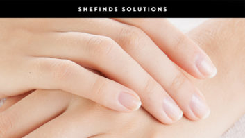Once And For All, Here's How To Stop A Hangnail From Getting Worse #SHEfindsSolutions